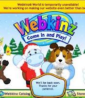 Webkinz world logon