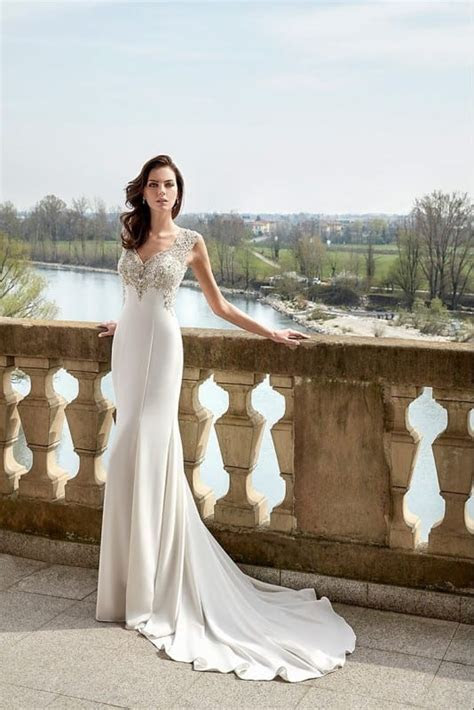The perfect wedding dress for each body type ? Eddy K