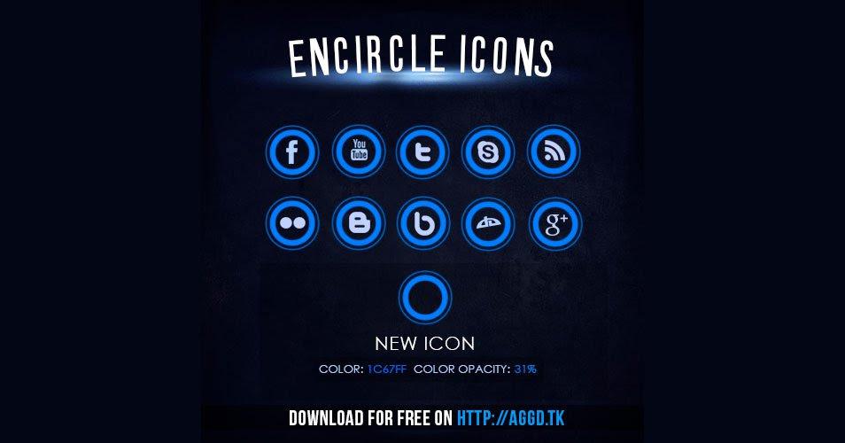 Encircle Icons