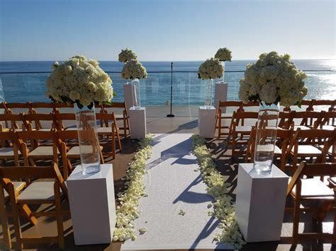 Surf and Sand Resort Weddings   Laguna Beach California