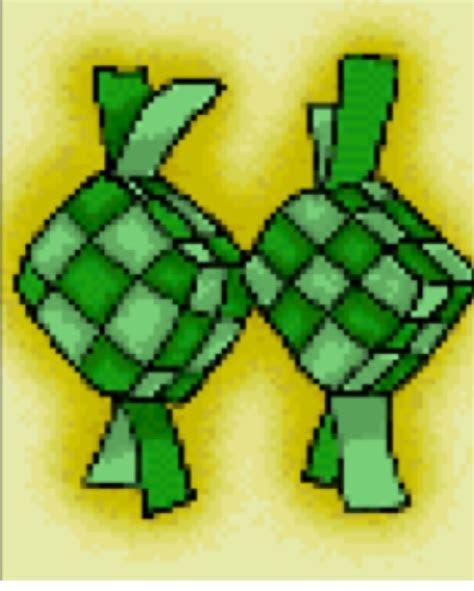 gambar ketupat lebaran