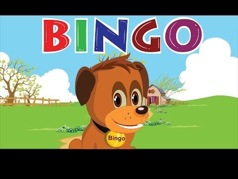 Download Bingo Kids Song Mp3 Mp4 Youtube - Kusom Mp3