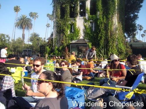 Cinespia Cemetery Screenings (Casablanca) - Hollywood Forever Cemetery - Los Angeles 2