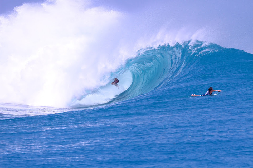 Billy Kemper hits the eject button.