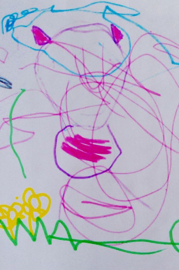 Καλλιτέχνιδα μετατρέπει τις ζωγραφιές παιδιών σε λούτρινα παιχνίδια (6)