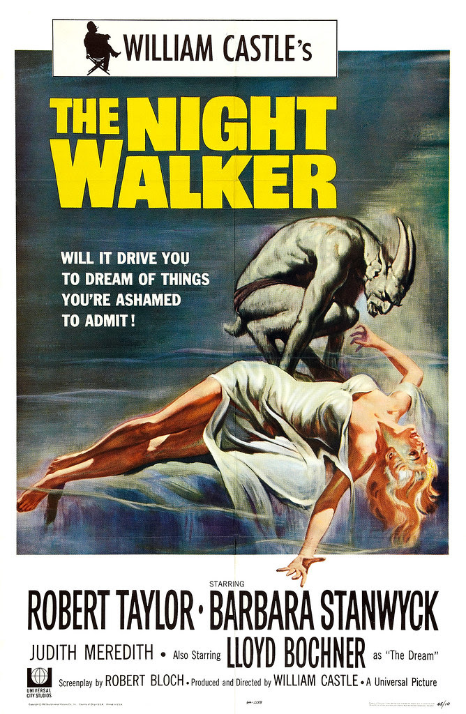 Reynold Brown - The Night Walker (Universal, 1964)