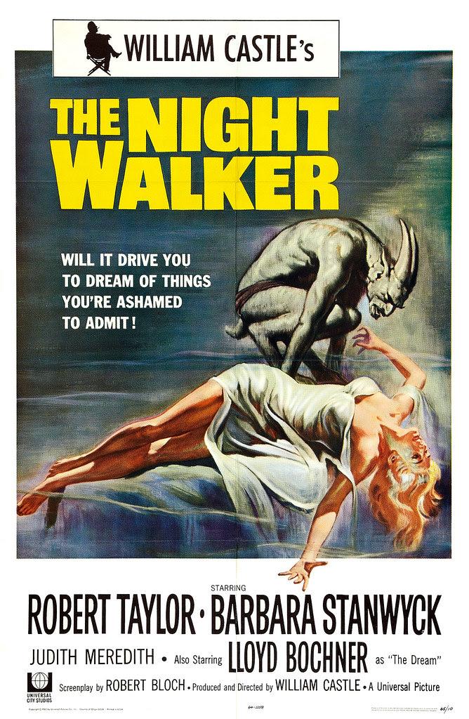 Reynold Brown - The Night Walker (Universal, 1964)