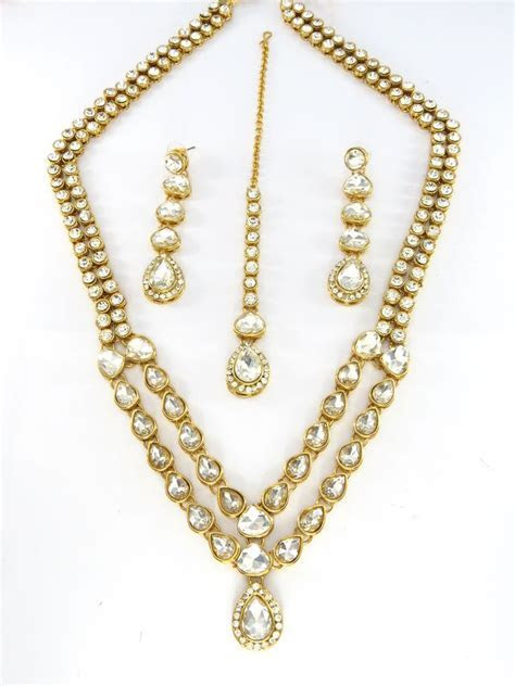 Elegant Artificial Wedding Jewellery Wholesale Trade