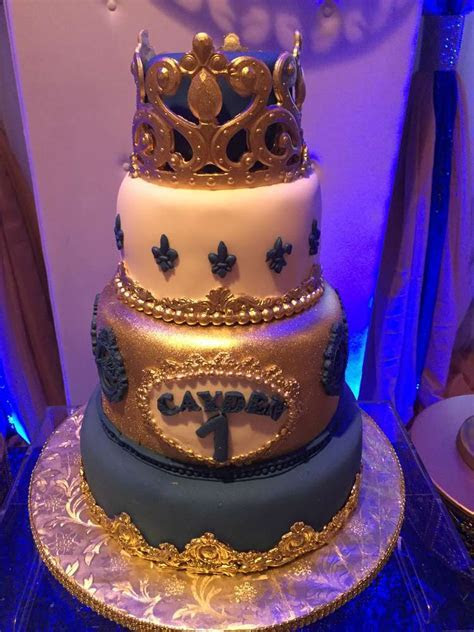 Royal prince Birthday Party Ideas   Photo 1 of 34   Catch