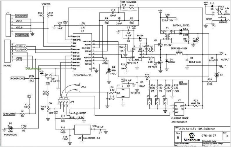 application notes and circuits for switching power supply design