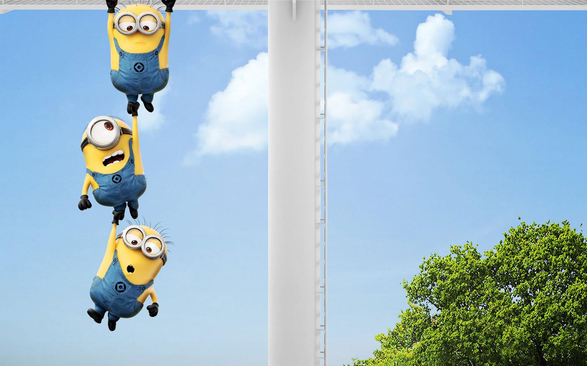 New Despicable Me 2 Minions Wallpaper Fan Art Collection Designbolts
