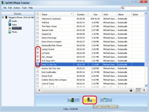 Comment Transférer Des Fichiers Vers Et à Partir De Liphone
