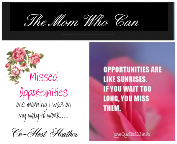 The mom who can