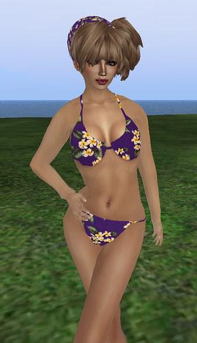 Flashette Bikini