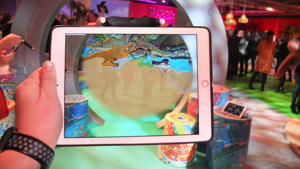 Image result for royal caribbean augmented reality