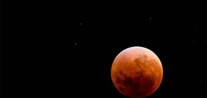 Pengertian Proses Terjadinya Gerhana Bulan Luar Angkasa