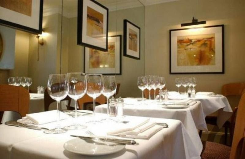 Tony Tobin @ The Dining Room Images, Modern British Restaurant in ...