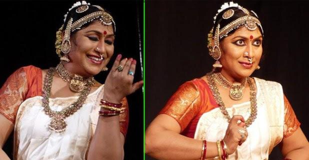 Bharatnatyam Dancer Narthaki Nataraj, First Trans To Be Felicitated With Padma Shri