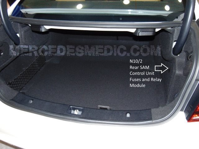 Renault Megane Coupe 2010 Fuse Box