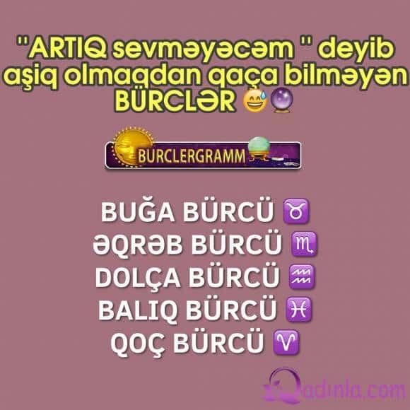 Baliq Burcu Qadin Images Səkillər