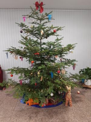 Oh Tannenbaum Die Oma Hängt Am Gartenzaun