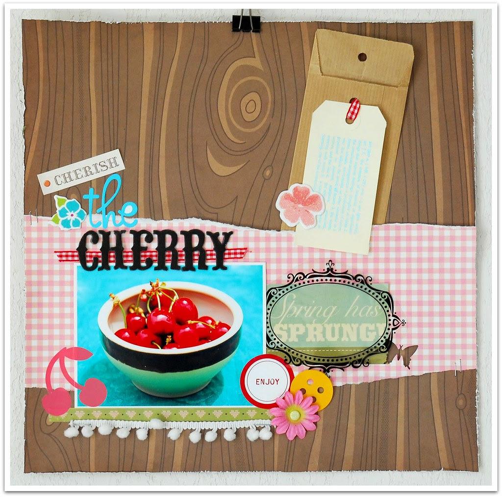 Cherish the cherry