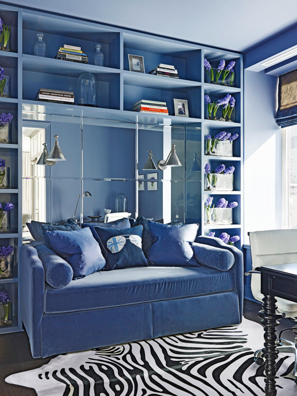 Storage Ideas for Small Living Rooms | Traditional Home