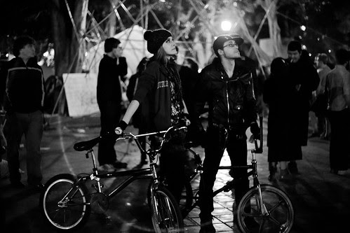 occupy los angeles