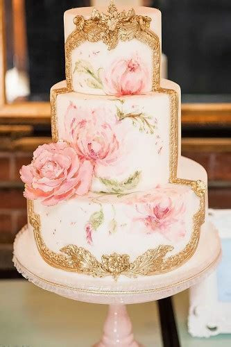 Amazing Wedding Cake Ideas To Make Day Delicious   Page 2