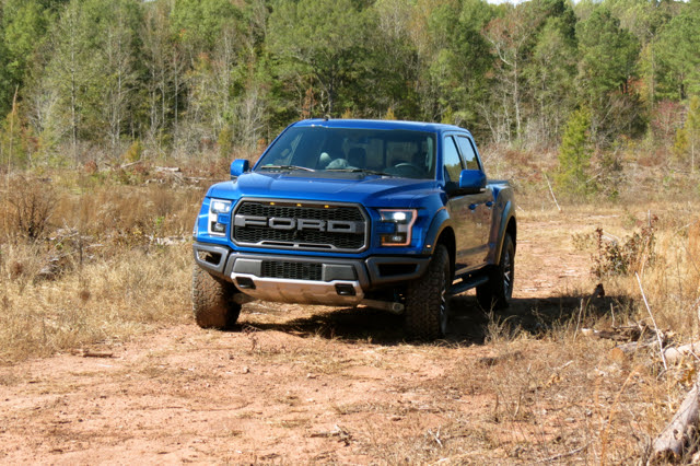 Beast Of Prey Ford F 150 Raptor Auto Trends Magazine