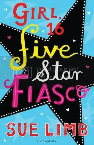 Girl, 16, Five Star Fiasco by Sue Limb