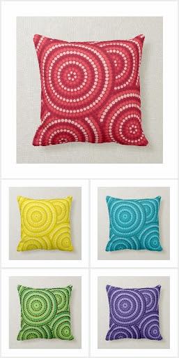 Aboriginal Cushions