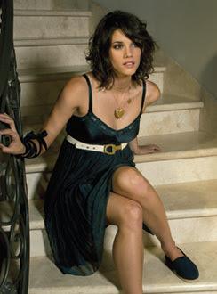 Missy Peregrym Missy Peregrym Sexy Dress