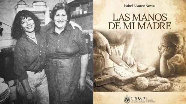 """Isabel Álvarez presentará libro """"Las manos de mi madre"""""""