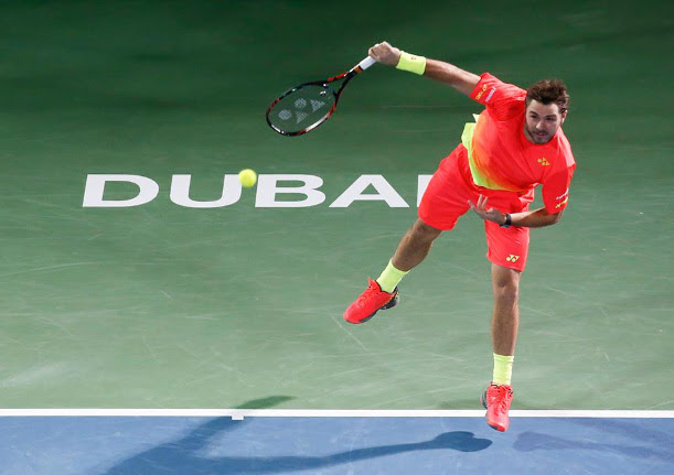 Wawrinka Wards Off Baghdatis In Dubai Final Tennis Now