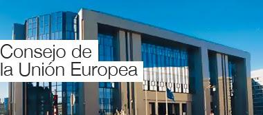 Resultado de imagen de el consejo  de la UE
