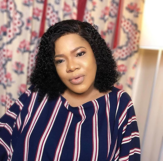 Fans attack Dayo Amusa for posing with Toyin's Abraham's husband, moments after she revealed her love for sex