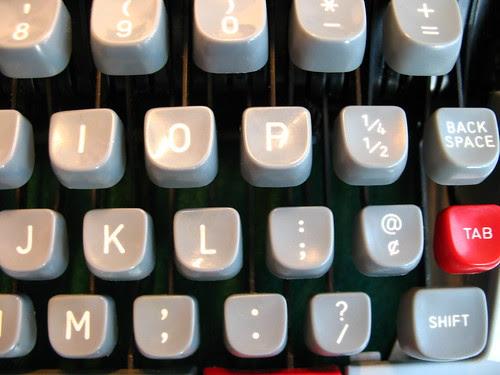 Silver-Reed Keys