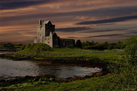 ireland castles wallpaper wallpapersafari