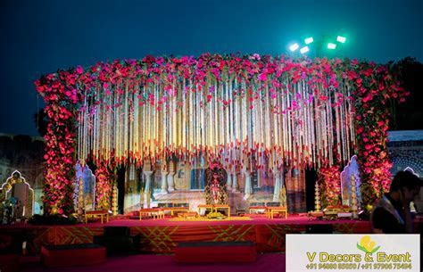 Outdoor Stage Decoration   Backdrop Decorations in