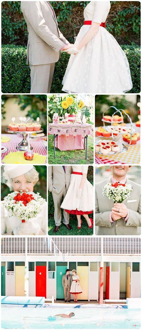 Top 25  best Retro Wedding Decor ideas on Pinterest