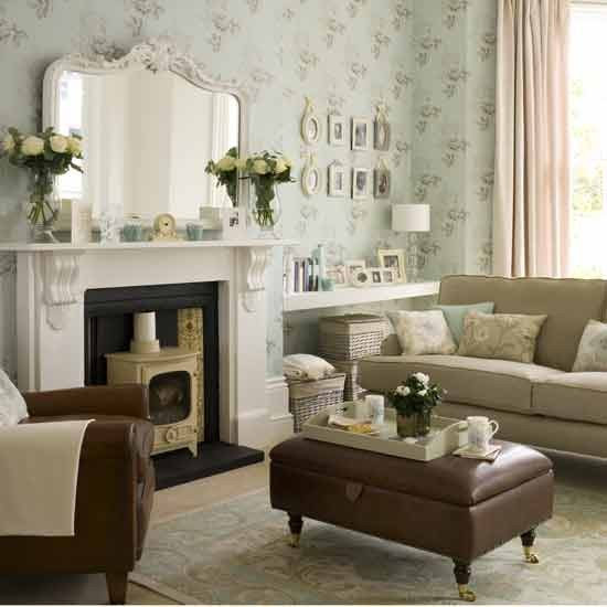 Modern vintage living room | Living rooms | Living room ideas ...
