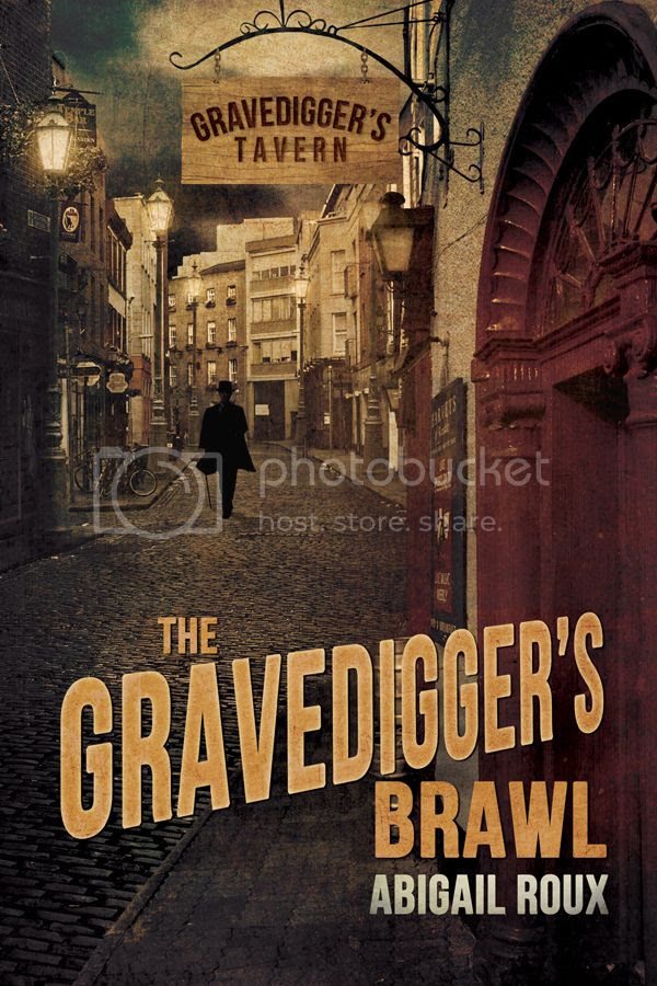 The Gravediggers Brawl Cover