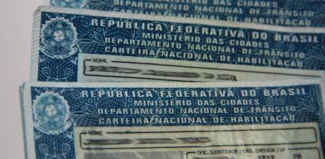 A informação foi desmentida pelo Departamento Nacional de Trânsito (Denatran) / Divulgação/Detran