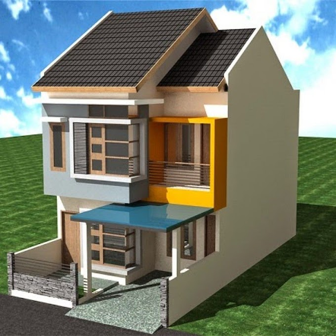 Lisplang Rumah Minimalis 2 Lantai | Ide Rumah Minimalis
