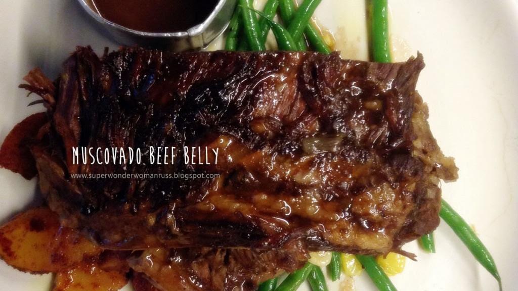 Grace Park Muscovado Beef Belly