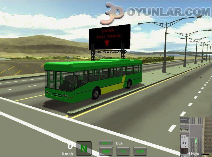 Komik Fipixde Araba Oyunları Otobüs Oyunları Otobüs Boyama