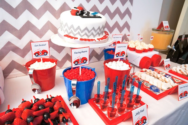 Cars 2nd Birthday Party Zlatanfontanacountryinncom