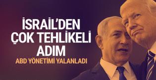İsrail'den çok tehlikeli Batı Şeria adımı