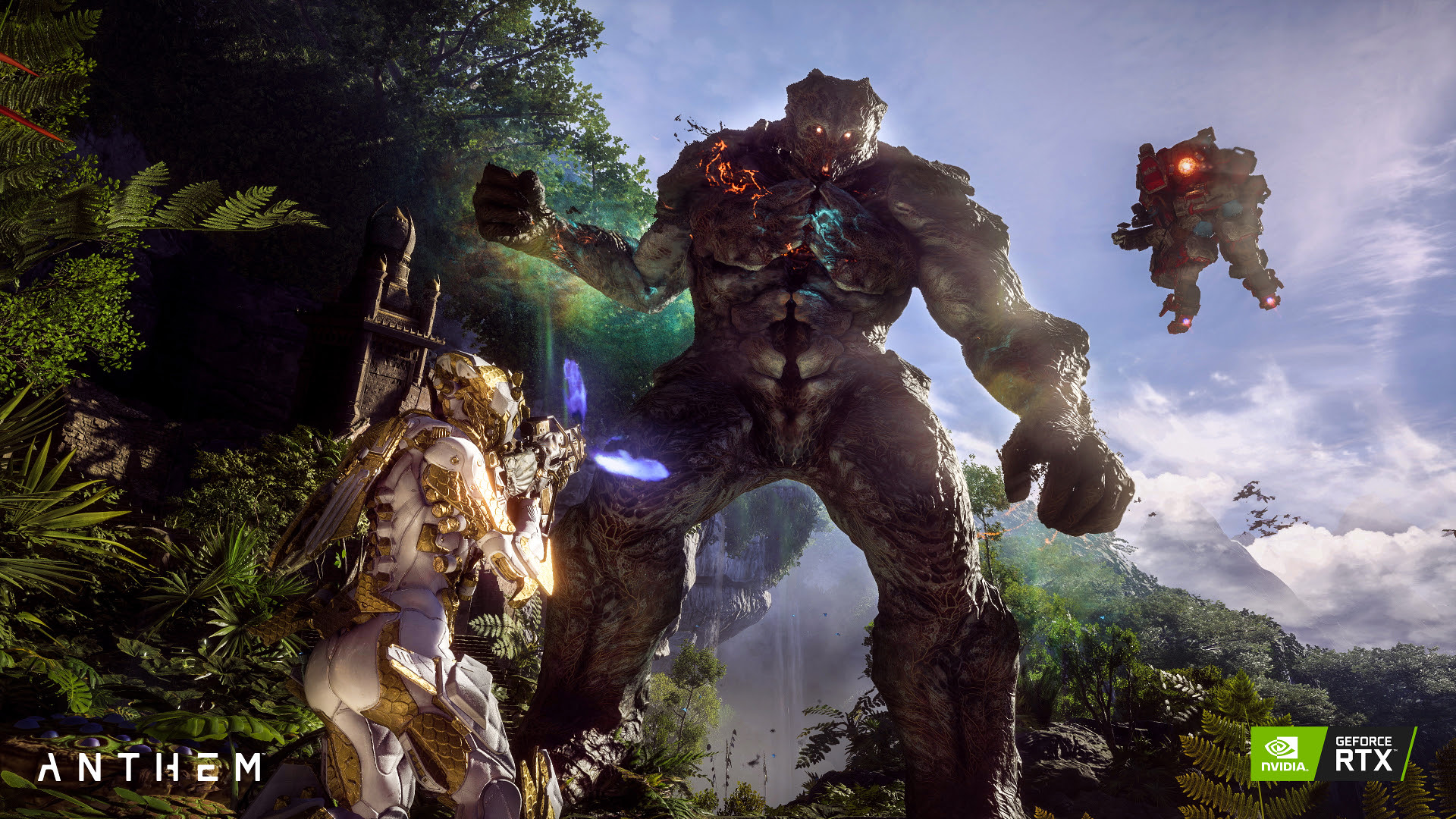 Anthem hits EA Access subscription service in an attempt to revitalise the RPG